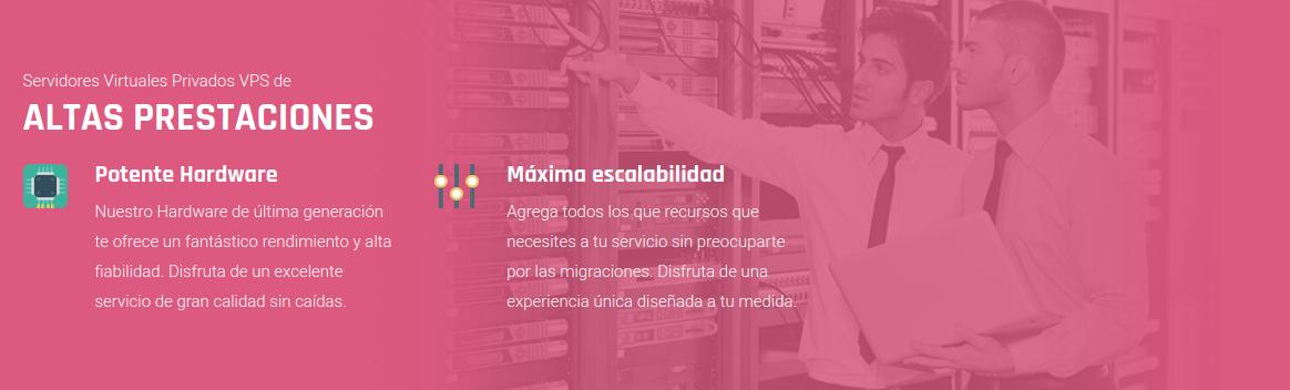 vps nuestros servicios webup hosting