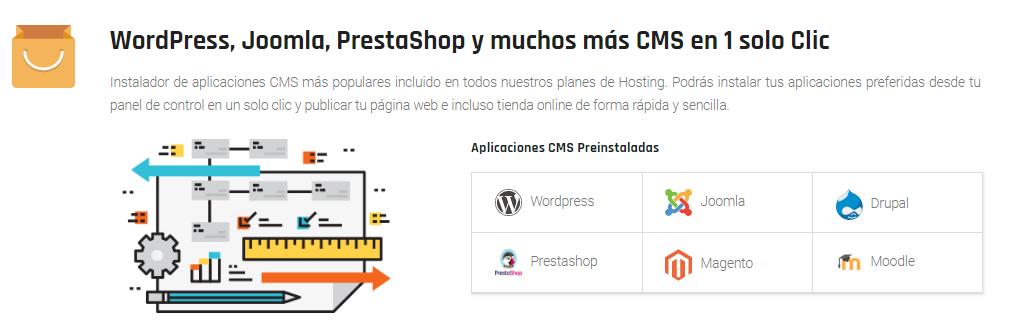 cms webup hosting