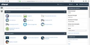 cpanel webup hosting