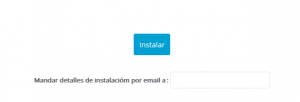 Instalar WebUp Hosting
