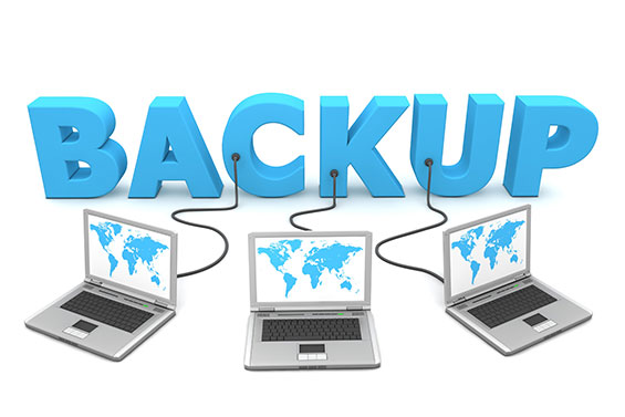 cloud backups