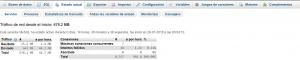 estado bbdd webuphosting