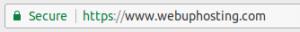 marca webup hosting