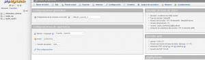 phpmyadmin webuphosting