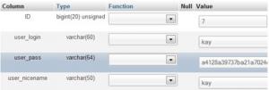 solucion wordpress no coge contraseña