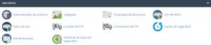 file manager webup hosting