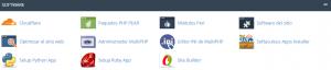 php.ini webup hosting