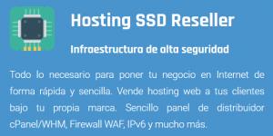 reseller hosting ssd