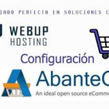 configuración AbanteCard
