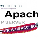 webup-Apache Control Acceso